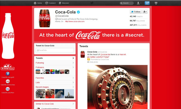 twitter rolling out brand pages